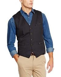 4406 Waistcoat One Size Black 46