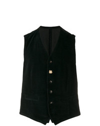 Lardini Classic Corduroy Vest