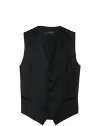 Tagliatore Classic Fitted Waistcoat