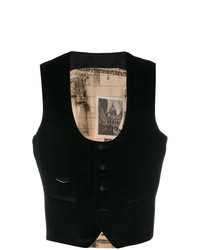 Al Duca D'Aosta 1902 Scoop Neck Waistcoat