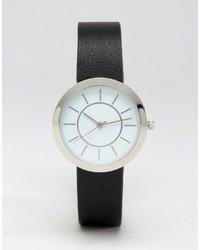Asos Clean Layered Dial Detail Watch