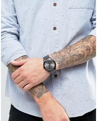 275a287af6cb ... michael kors michl kors slim runway bracelet watch in stainless steel  mk8507 ...