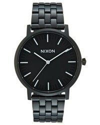 Porter watch black medium 4135980