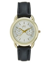 Anna Field Watch Black