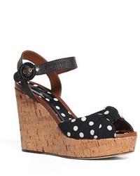 Dolce & Gabbana Dolcegabbana Cork Wedge Sandal