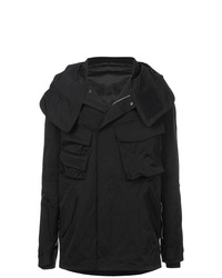 The Viridi-anne Boxy Hooded Jacket