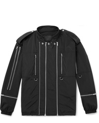 99% Is Zip Detailed Tech Shell Jacket