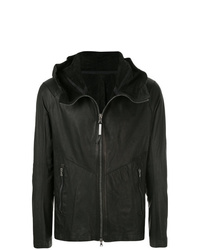 Isaac Sellam Experience Zipped Hooded Jacket