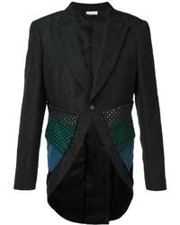 Comme des Garcons Comme Des Garons Homme Plus Patterned Tux Jacket