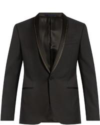 Lanvin Shawl Lapel Wool Tuxedo Jacket