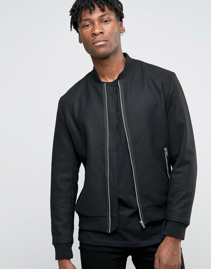 Jack jones detailed jacket