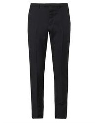 Gucci Slim Leg Wool And Mohair Blend Trousers
