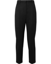 Alexander McQueen Wool Straight Leg Pants