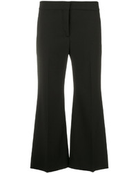 Valentino Cropped Flared Trousers