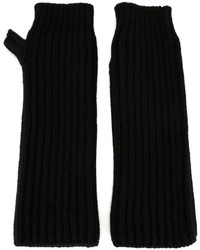 Marni Knitted Fingerless Gloves