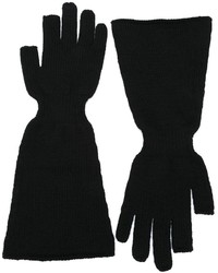 Rick Owens Wide Arm Gloves