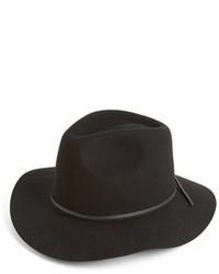 c2d959b807b4f Men's Black Wool Hats by Brixton | Men's Fashion | Lookastic UK