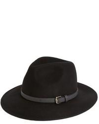 Sole Society Wool Panama Hat