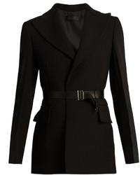 Calvin Klein Collection Jabar Crepe Tuxedo Jacket