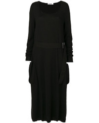 Jil Sander Flared Midi Dress