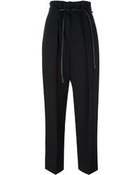 3.1 Phillip Lim Tie High Waist Trousers