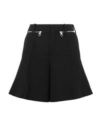Chloé Wool Crepe Shorts