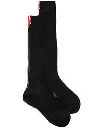 Thom Browne Ribbed Socks