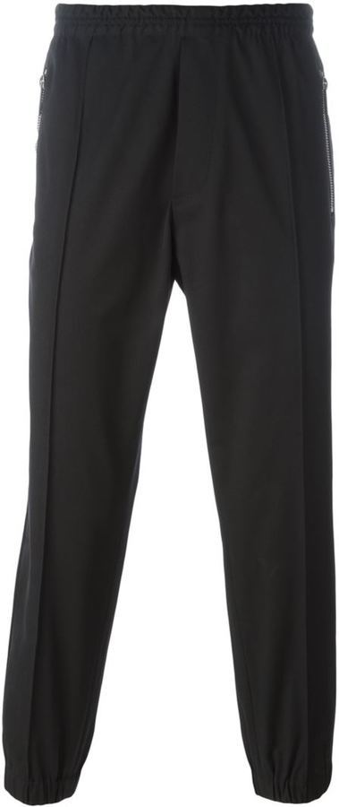 elasticated trousers - Black Dsquared2 FE2h58r8