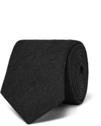 Wool and silk blend tie medium 351533