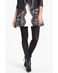 Nordstrom Love Sweater Tights Black Cd