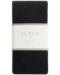 J.Crew Ribbed Tights