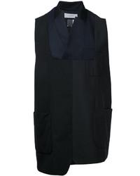 Facetasm Asymmetric Waistcoat