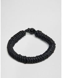 Jack and Jones Jack Jones Woven Bracelet