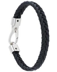 Tod's Classic Woven Bracelet