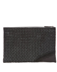 Metallic ayers zip top pouch medium 451182