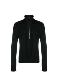 Tom Ford Zipped Turtle Neck Jumper