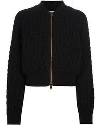 Stella McCartney Chunky Zipped Cardigan