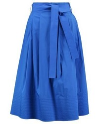 Marella Stefano A Line Skirt Blue