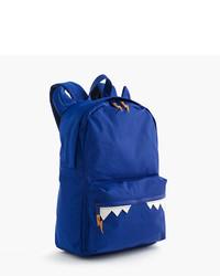 J.Crew Kids Snaggletooth Monster Backpack