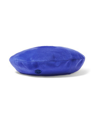 Maison Michel Billy Suede Beret