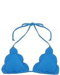 Marysia Swim Broadway Scallop Edged Triangle Bikini Top