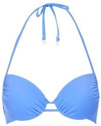 Topshop Plunge Bikini Top