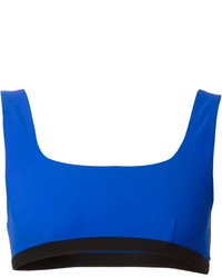 Alexander Wang T By Reversible Bikini Top