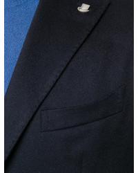 Tagliatore Pin Detail Blazer