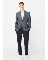 Suit jacket blue medium 4159295