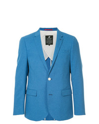 Loveless Tailored Fitted Blazer