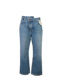 Monse High Waisted Wide Leg Jeans Unavailable