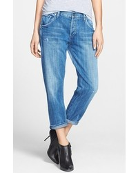 Citizens of Humanity Skylar Crop Boyfriend Jeans