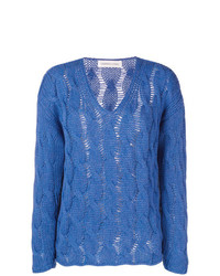 Lamberto Losani Cable Knit Sweater