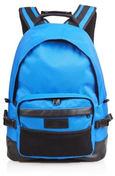 ... Ami Nylon Canvas Backpack 8b232281e1e68